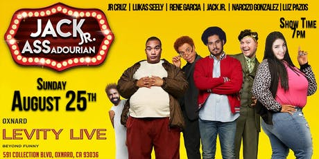OXNARD LEVITY LIVE tickets