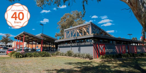 Kangaroo Flat Library turns 40!
