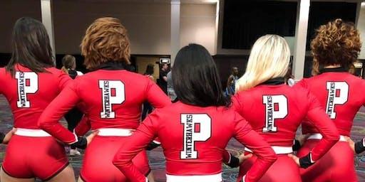 Portland Winterhawks Rosebud High School Dance Team Camp