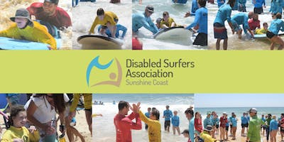 DSA Sunshine Coast Surf Day - 26 October 2019 - Ballinger Beach, Currimundi