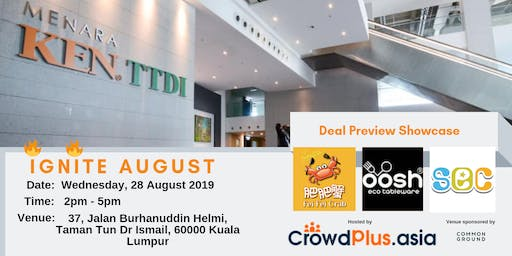 IGNITE August: Deal Preview Showcase