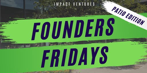 #FoundersFridays Social + Fireside Chat [September]