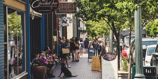 Main Street Regeneration - Making places where people want to be