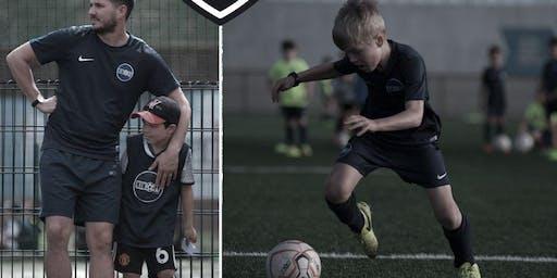 Futsal Academy  (9 - 12 yrs) @ MWRC #24034