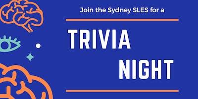 Sydney SLES Trivia Night
