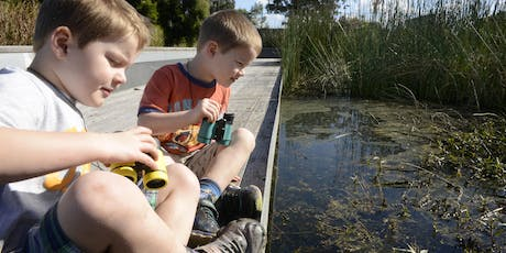 Become a Water Warrior - Lakes Edge Park - October 2019 tickets