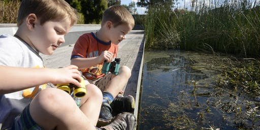 Become a Water Warrior - Lakes Edge Park - October 2019