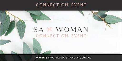 SA Woman (Glenelg) coffee connection