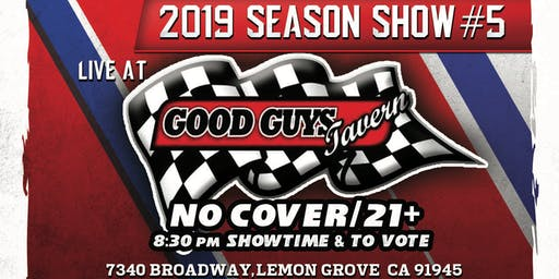 SD Comedy League 2019: s5: Good Guys Tavern: 9/6/19