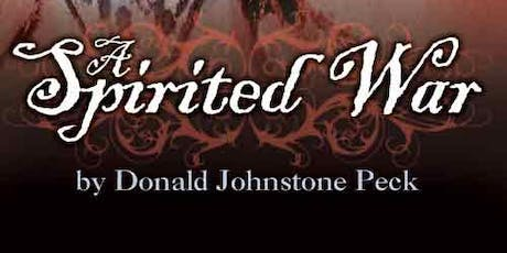 A Spirited War - Author Presentation and Book Signing tickets