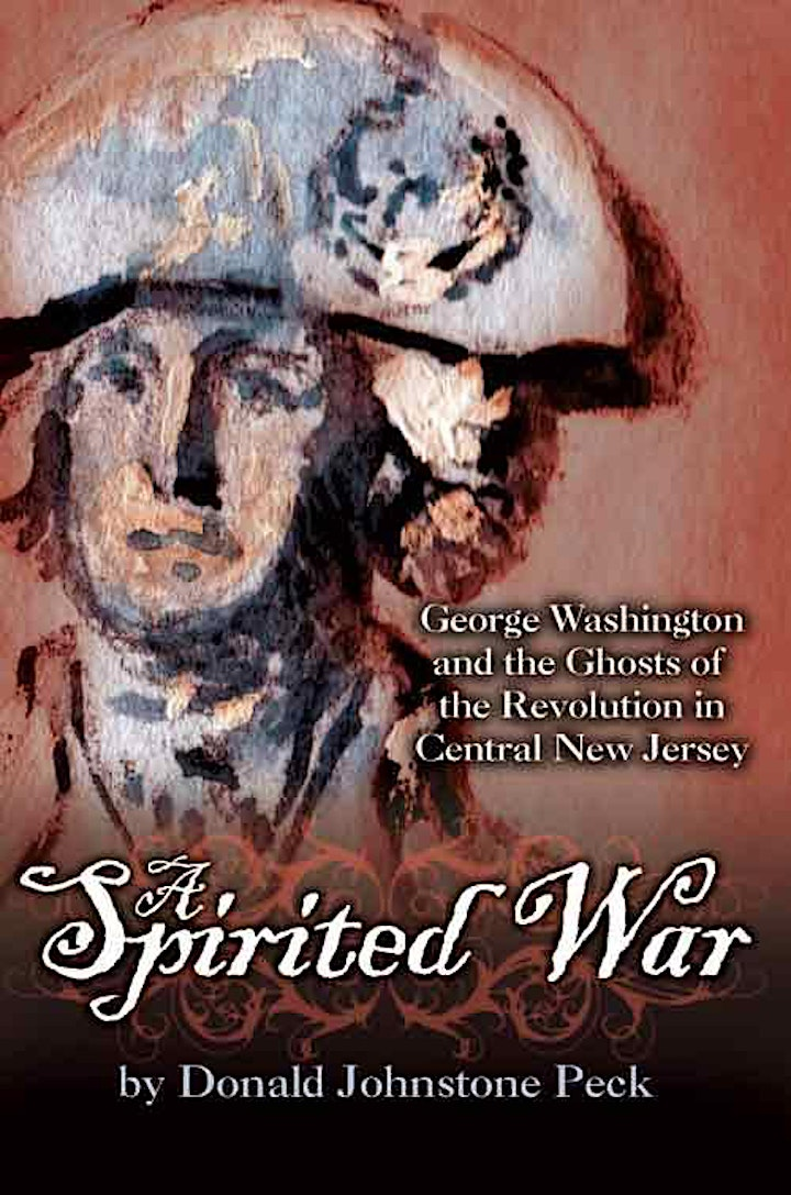A Spirited War - Author Presentation and Book Signing image
