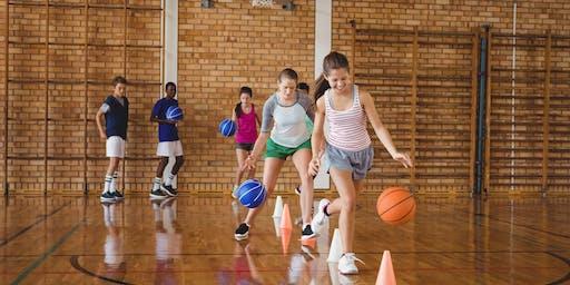 Basketball  (9 - 12 yrs) @ MWRC #24034