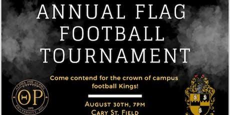 Theta Rho 7 on 7 Flag Football Tournament tickets