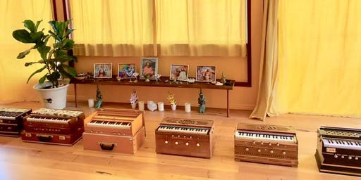 Beginners Harmonium Workshop and Course in Murwillumbah
