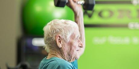 Strength for Life Info session - Community based exercise program tickets