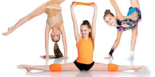 Cheer & Gymnastics  (6 - 8 yrs) @ MWRC #24034