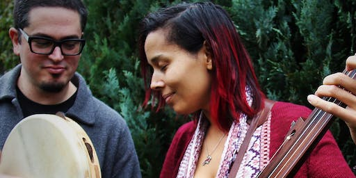 RHIANNON GIDDENS with Francesco Turrisi **SOLD OUT**