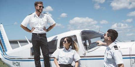 Sydney Flight College - 2019 Open Day tickets