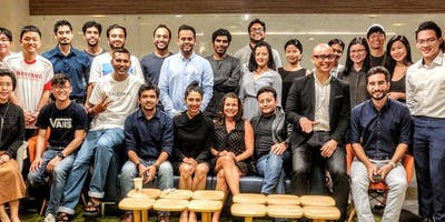 Annual Pass for Startup Networking Events in Singapore by eChai SG
