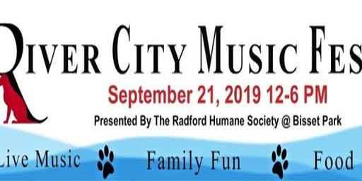 River City Music Fest Presented by Radford Humane Society