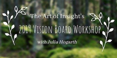 The Magic of Manifestation, Vision Board Workshop 2019