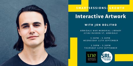 Young Entrepreneur Session: Interactive Artwork - Armidale tickets