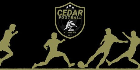 Cedar Football Academy FREE Introductory Session tickets