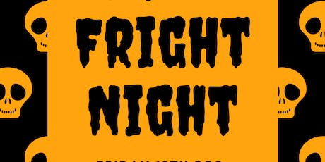 FREAKY FRIGHT NIGHT tickets