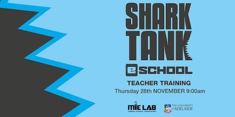 Shark Tank eSchool teacher training tickets