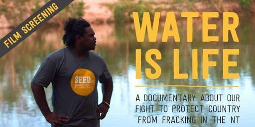 Film Screening to Keep the NT Frack Free