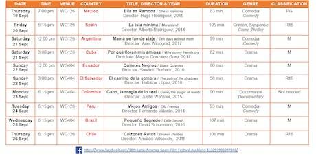 XVIII Latin America & Spain Film Festival - La isla mínima / Marshland tickets