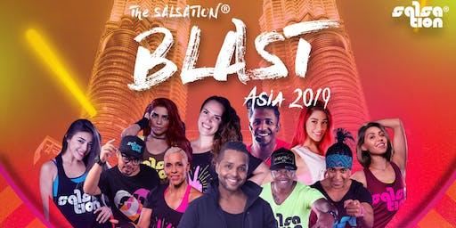 SALSATION® BLAST ASIA 2019