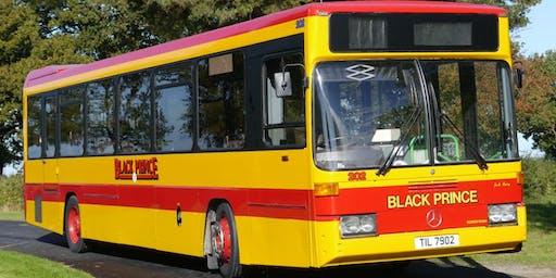 Morley Heritage Tour with Black Prince Buses