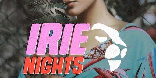 Irie Nights - Reggae, Roots, Dancehall, AfroBeats Party!
