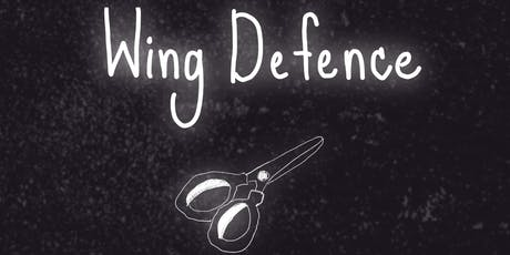Wing Defence - Cuts launch / Crown and Anchor tickets