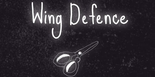 Wing Defence - Cuts launch / Crown and Anchor