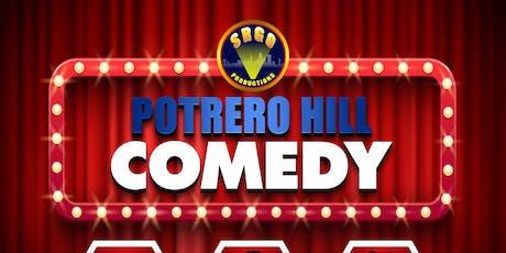 Potrero Hill Comedy tickets