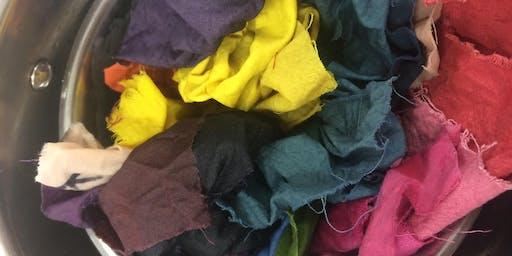 Natural Dye: Plant + Principle