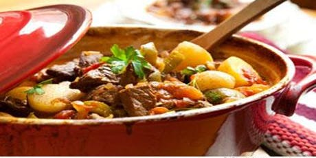 Eastern European Food Culture - A Mix of Gardening & Cooking tickets