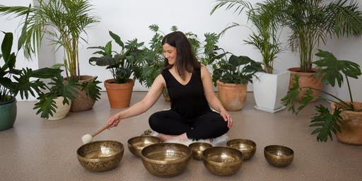 End of Week : City Sound Healing Meditation - Adelaide