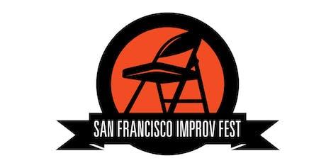 SFIF 2019 Festival Pass tickets