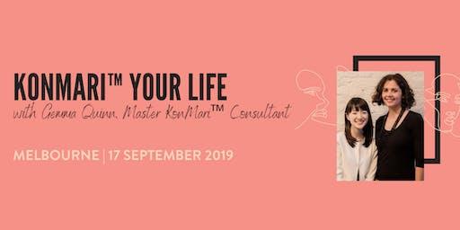 LEAGUE OF EXTRAORDINARY WOMEN | MELBOURNE - KONMARI YOUR LIFE
