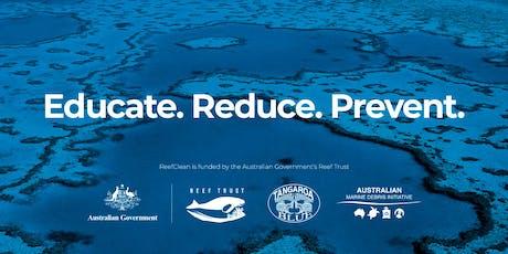 ReefClean Source Reduction Plan Workshop - Mackay tickets