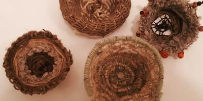 Come and Try for Over 55s: Basket Weaving with Sustainable Materials
