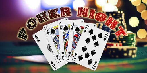Fun Charity Business Networking Poker Night For Players and Non-Players