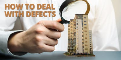How to Deal with Building Defects