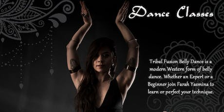 Intermediate/Advanced Tribal Fusion Classes tickets