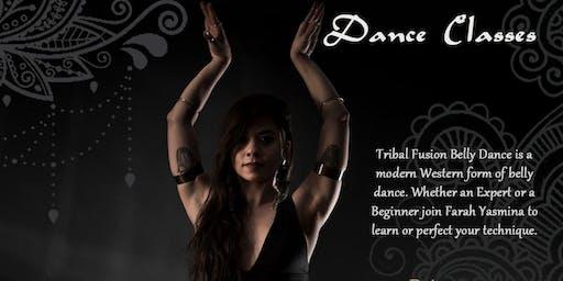 Intermediate/Advanced Tribal Fusion Classes