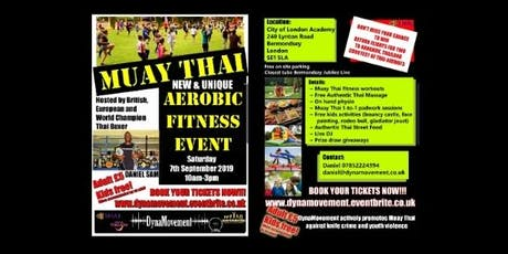Muay Thai Aerobics Fitness Event tickets