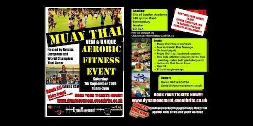 Muay Thai Aerobics Fitness Event